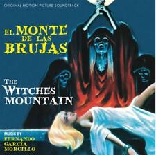 Witches Mountain - Complete Scores - Limited 300 - Fernando Garcia Morcillo