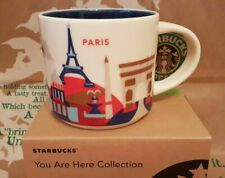 More details for starbucks paris mug you are here france yah new in box uk seller free post