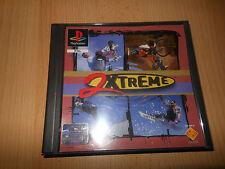 PLAYSTATION 1-PS1 2 Xtreme BUEN COLECCIONISTAS Versión Pal