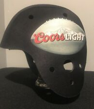 Coors Light Helmet Hat Retro Unique And Odd! Free Shipping!