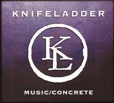 KNIFELADDER Music/Concrete CD Digipack 2009