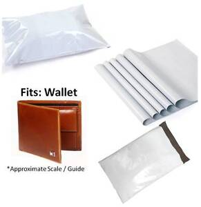 Size 7 x 9 ( 170 x 240 mm) White Mailing Bags Quality Smooth White Poly Postal
