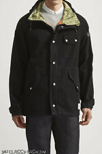 Supremebeing  Heckler Hooded Parka Coat Jacket in Black  Small  RRP£135