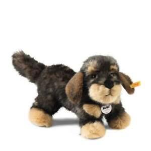 Steiff 076985 Rauhaardackel Moritz 30cm Dackel Hund