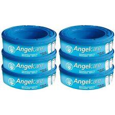 Angelcare Lot de 6 recharges pour Poubelle à Couches