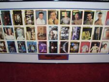 Star Trek The Motion Picture Limited Edition 695/2950 Matted Frame Uncut Topps