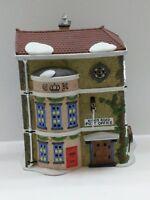 Dept 56 Dickens Village Series King's Road Post Office