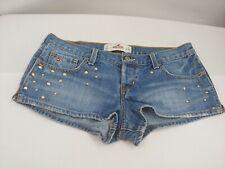 HOLLISTER  short shorts Denim Jeans 5 pocket SZ 7