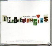 (918B) Threatmantics, Upbeat Love - DJ CD