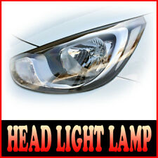 L R Head Lamp Light Assembly 2p For 11 Hyundai Accent