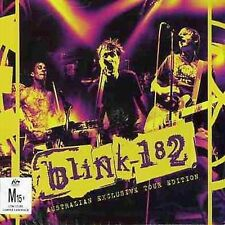 Blink 182 - self titled Australian tour edition with bonus material