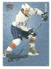 08 09 Fleer Ultra Sam Gagner Ice Medallion #ed /100 BV $12