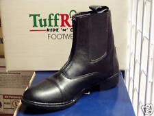 TuffRider Ladies Zip Synthetic Zip Boots Black 61/2
