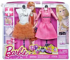 Barbie Fashion Complete Look 2-Pack, Birthday Set  3+ New