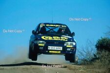 Kenneth ERIKSSON SUBARU IMPREZA 555 ARGENTINA RALLY 1996 fotografia 1