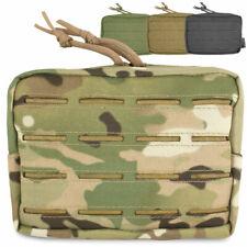Bulldog Laser MOLLE Medium Horizontal Military Tactical Army Cadet Utility Pouch