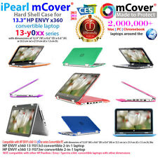 "NEW mCover® Hard Shell Case for 13.3"" HP ENVY X360 13-Yxxx 2-in-1 laptop"