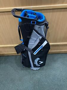 Callaway Fairway C Stand Bag NEW Silver/Black