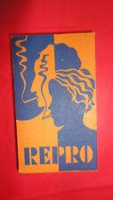 PAQUET DE FEUILLES A CIGARETTES ROLLING PAPER PAPIER REPRO PRONK AND CO