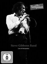 STEVE GIBBONS BAND - LIVE AT ROCKPALAST  DVD NEU