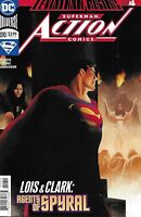 Superman Action Comics Issue 1010 Modern Age First Print 2019 Bendis Anderson DC