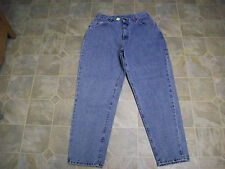 LEE Classic 5 Pocket Cotton Jeans 28X28 Women's 12 P #3408