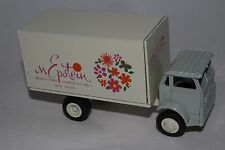1960's Winross M Epstein Deparment Stores White Delivery Truck, Nice Original