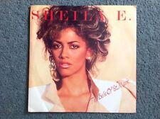 Sheila e. The bella of St.mark /too sexy vinyl single