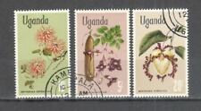 T53 - UGANDA 1969 - LOTTO DALLA SERIE ALTI VALORI - VEDI FOTO
