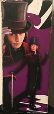 """Charlie And The Chocolate Factory, Willy Wonka 18""""motion &Sound Active NECA 2009"""
