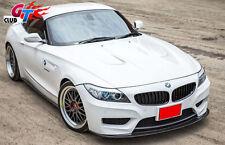 BMW E89 Z4 M-TECH M-SPORT FRONT BUMPER CARBON FIBER FRONT LIP SPOILER 3D STYLE