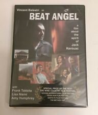 """BEAT ANGEL""  [A film about the Spirit of Jack Kerouac]  2006 DVD OOP NEW/SEALED"