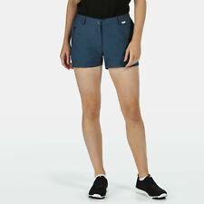 Regatta Women's Highton Walking Shorts Blue Size 16
