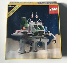 VINTAGE LEGO 6940-Space Box Set