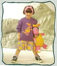Knitting Contemporary Doll Clothings Patterns