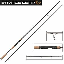 Savage Gear Custom Predator Fast Shad 258cm 65g, Spinnrute zum Hechtangeln