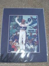2 - Dale Earnhardt & Jr. Original 8x10 photos / Rare