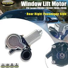 Window Lift Motor For Lexus ES300 ES330 2004-2006 Rear Left Driver Side 8210026