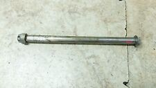 00 Kawasaki VN 1500 VN1500 E Vulcan rear back axle shaft bolt