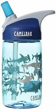 NEW CamelBak eddy Kids Bottle, Hammerheads, .4 L FREE2DAYSHIP TAXFREE