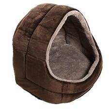 "Milliard 14""L x 14""W x 14""H Premium Plush Pet Cave/Igloo, Extremely Comfortable"