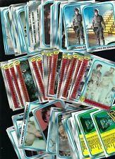 1980 Topps The Empire Strikes Back Lot Of 95 Asst Cards In Great Shape