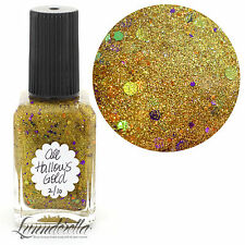 Lynnderella Limited Edition Nail Polish—All Hallows Gold—#5/10