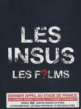 Les Insus (ex Téléphone) : Les Films (2 DVD)