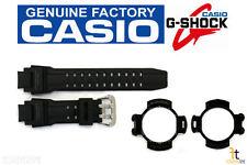 CASIO GA-1000-1B G-Shock Original Black BAND & Black (Top & Bottom) BEZEL Combo