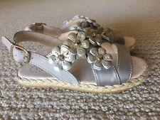 Gorgeous! Nwot Ugg Girls Sandals Size 11