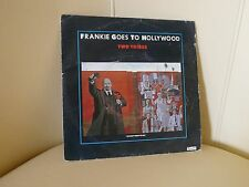 VINYLE 45 T FRANKIE GOES TO HOLLYWOOD TWO TRIBES