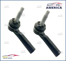 (2) NEW OEM Chrysler 300 Dodge Charger Challenger Outer Tie Rod Ends 2011-2019