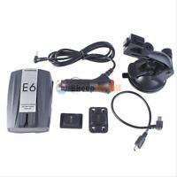 360° Full Band Car Safety Speed Radar Police Cop Laser Detectors GPS Voice Alert
