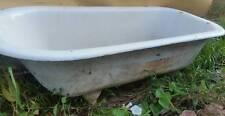 Claw foot iron tub